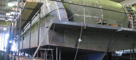officine miotto aria boat