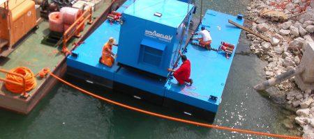 officine miotto drag flow galleggianti